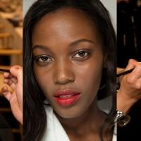 Maquilhagem para Peles Negras