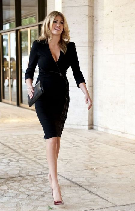 Vestido preto clássico - ícone de estilo | bemvestir®