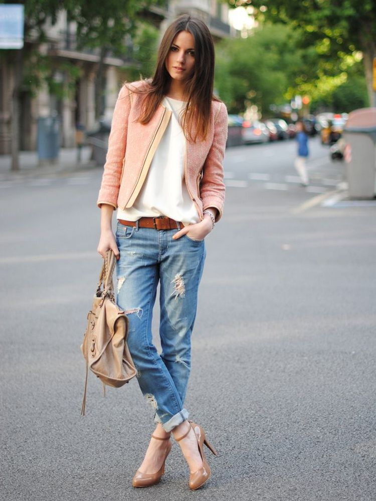 Jeans Stylish Ways To Wear A Basic Pair Bemvestir