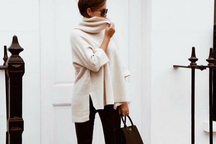 Black and White Fashion Trend – Fall Winter