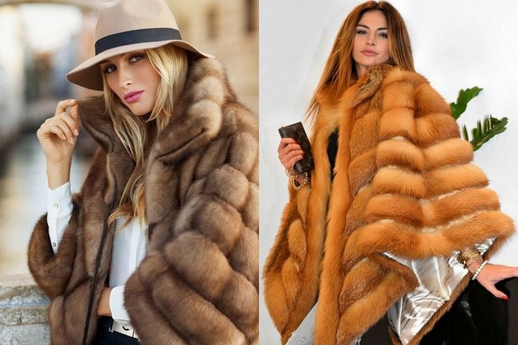 How to Wear a Fur Coat – Fall Winter