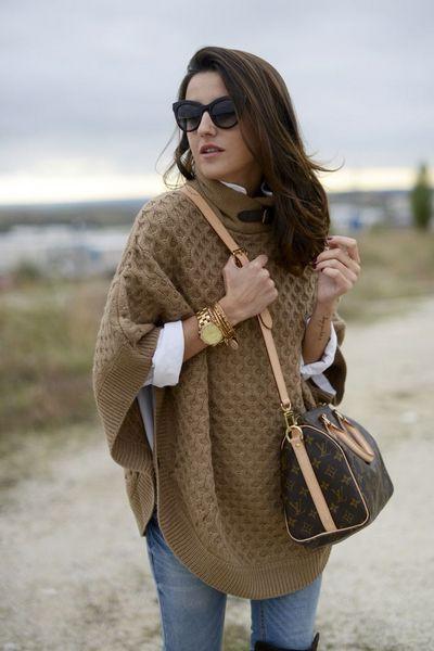O que vestir no outono inverno