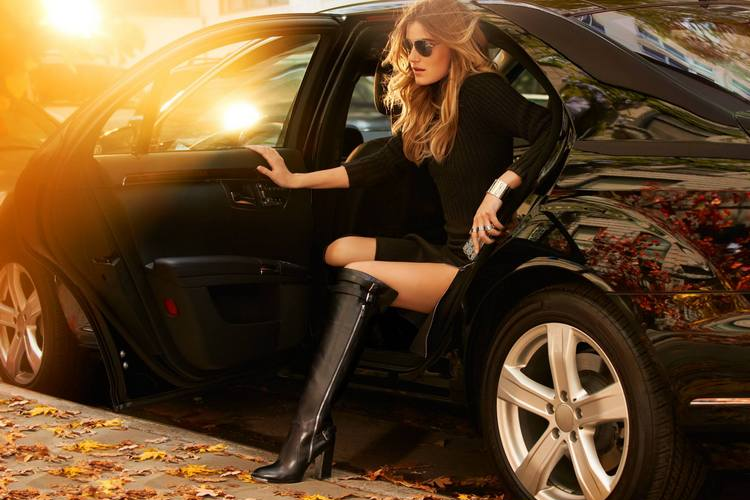 How to Wear Boots and Booties – Fall Winter