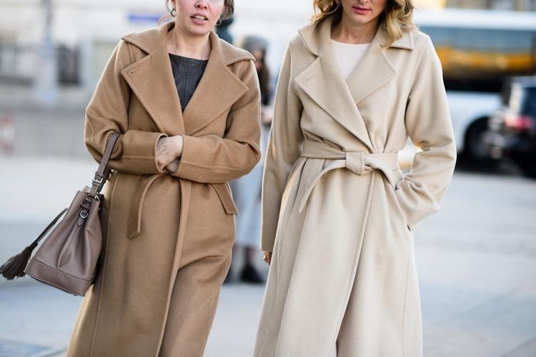 Ways to Style Long Coats