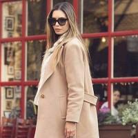 Como usar casacos compridos