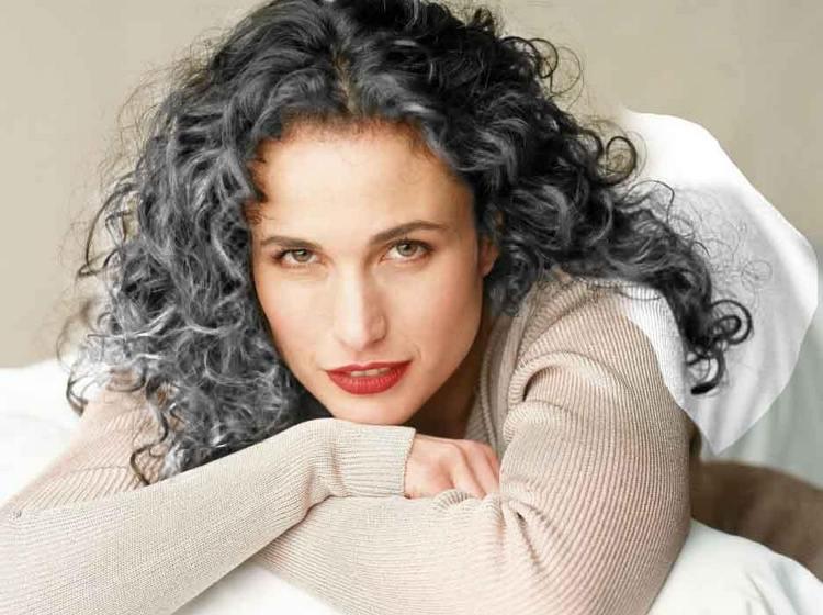 Gray Natural Hair Styles: Cabelos Brancos - Personalidade E Charme