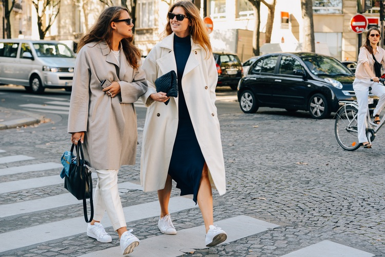 How to Wear Sneakers to Work