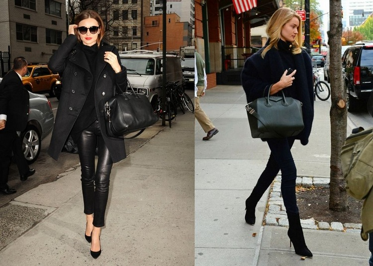 How to Wear Black with Elegance