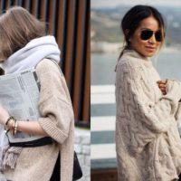 Camisolas de Malha e Lã – Como Usar