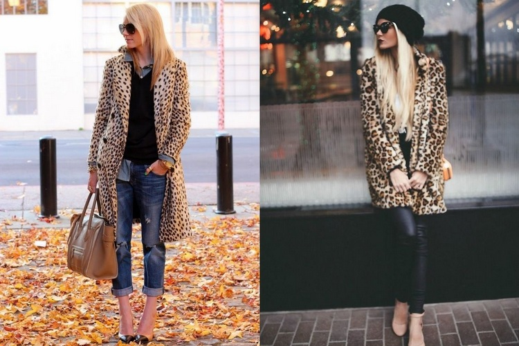 How to Wear Animal Print – Winter 2016
