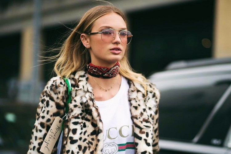 How to Wear Animal Print – Winter 2018