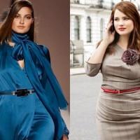 Como parecer mais magra – Peças de roupa