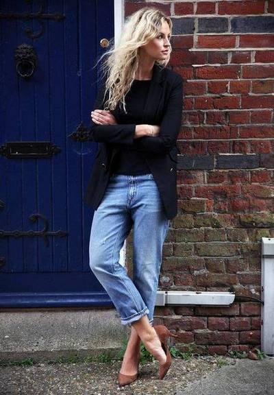 Como usar jeans