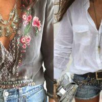 Tipos de corpo – roupas e acessórios