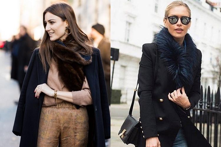 Como usar casacos de inverno – Moda outono inverno