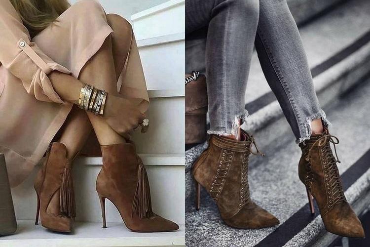 Sapatos e botas ideais para peças chave outono inverno