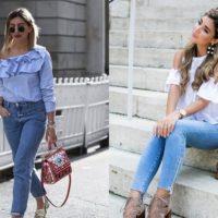Peças de roupa primavera verão 2017