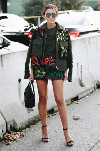 Peças de moda primavera verão
