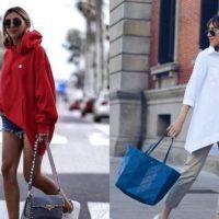 Como usar roupas oversized