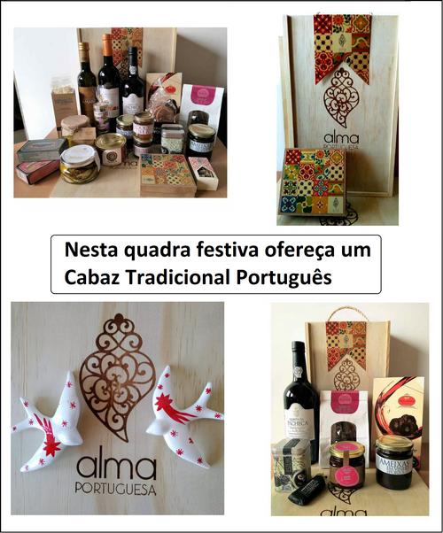 Cabaz Alma Portuguesa