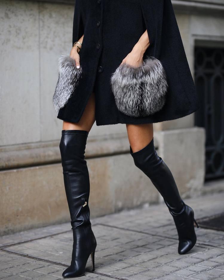 32f51fdfe7a Botas femininas moda outono inverno 2019 | bemvestir®