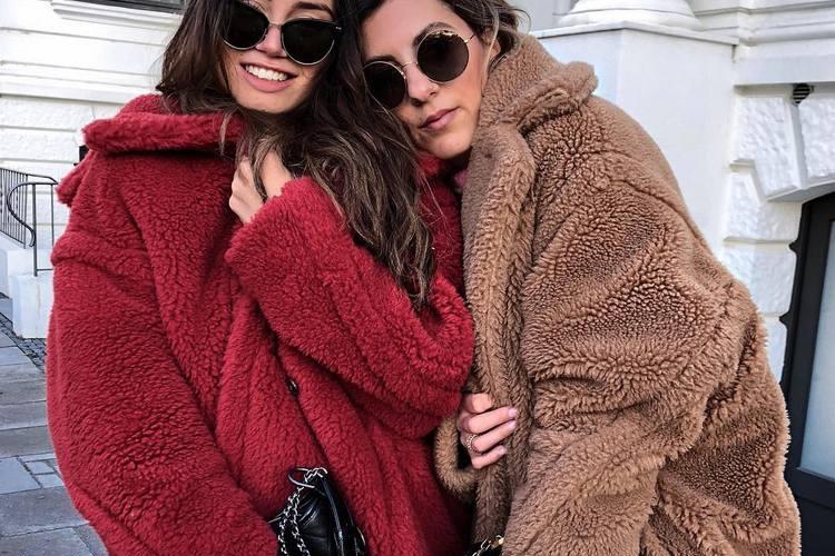 Looks de inverno cheios de estilo