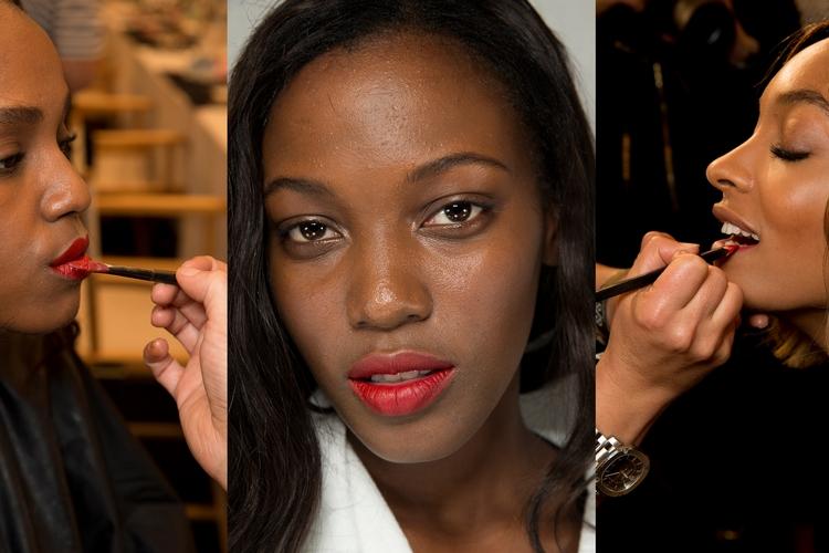 Maquilhagem Peles Negras