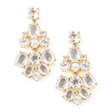 Brincos - Rostos Formato Diamante