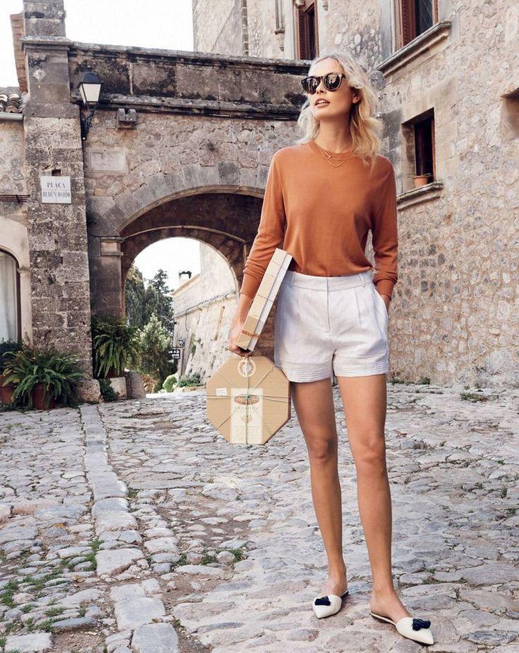 Calções (shorts)