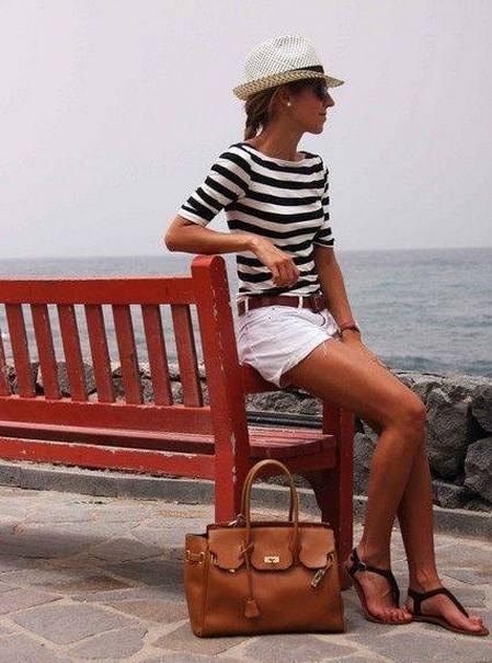 Look Verão - Férias na praia e cruzeiro
