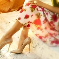 Sapatos salto agulha – sexy e glamour