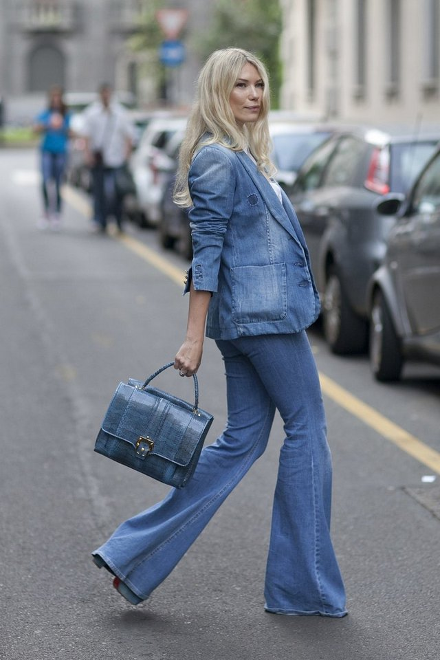 Denim Look Total