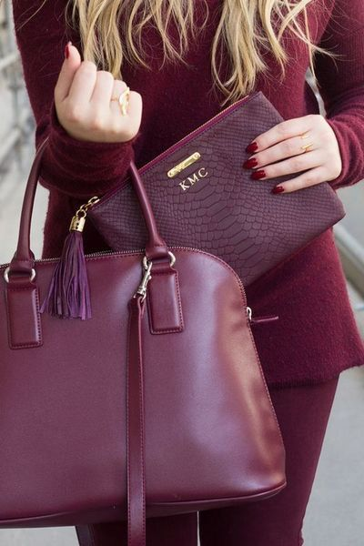 Fall Winter 2015-2016 Fashion Colors