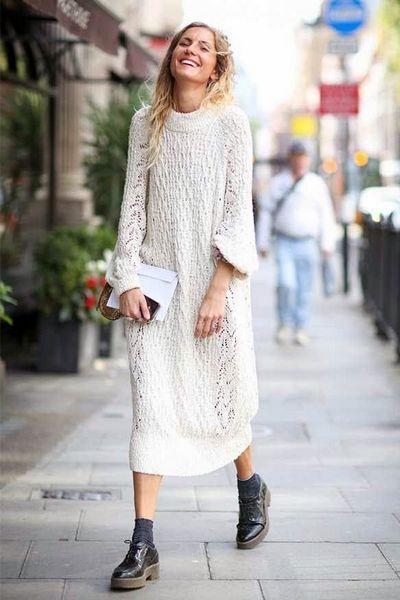 Lace Mesh Dress