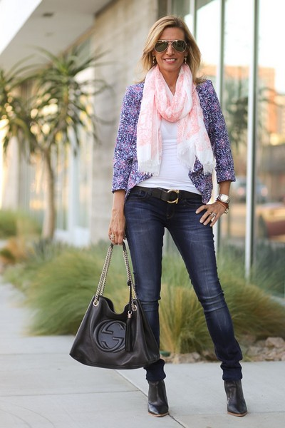 Stylish Ways to Wear Jeans