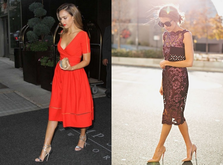 How to Wear Party Dresses