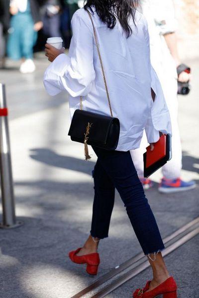 Bolsa tiracolo feminina