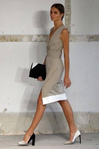 Vestido ideal por tipo físico