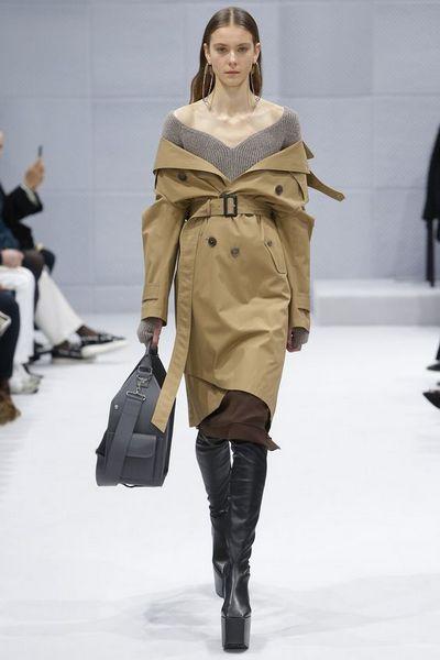 Peças de roupa outono inverno