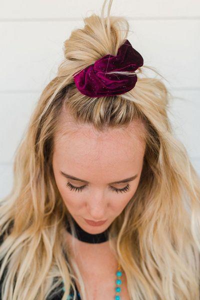 Acessórios para cabelo primavera verão 2018