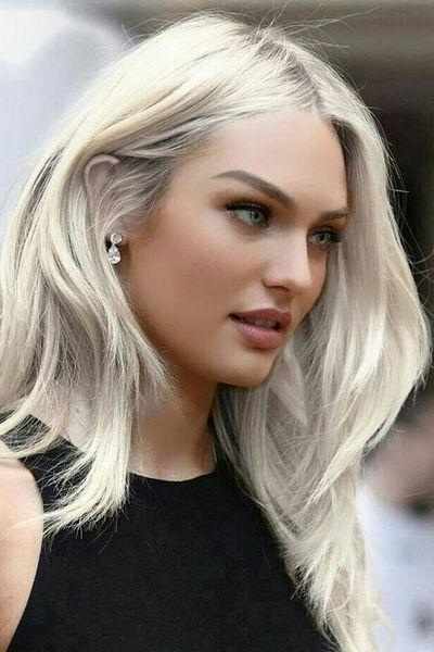 Cores de cabelo primavera verão 2018