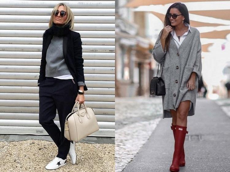 Que roupas usar entre estações