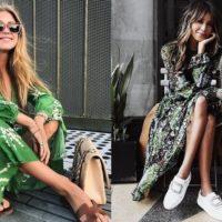 Verde o novo preto – Cor Primavera Verão