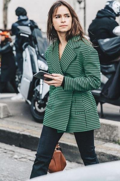 Verde o novo preto