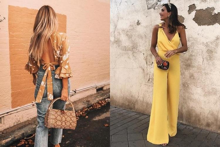 Amarelo a cor do sol e do verão!