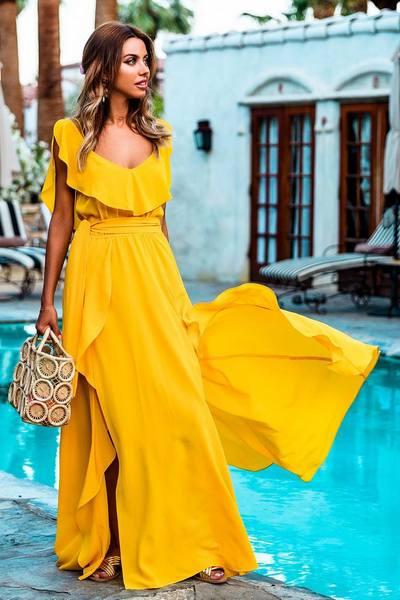 Amarelo Cor do Sol