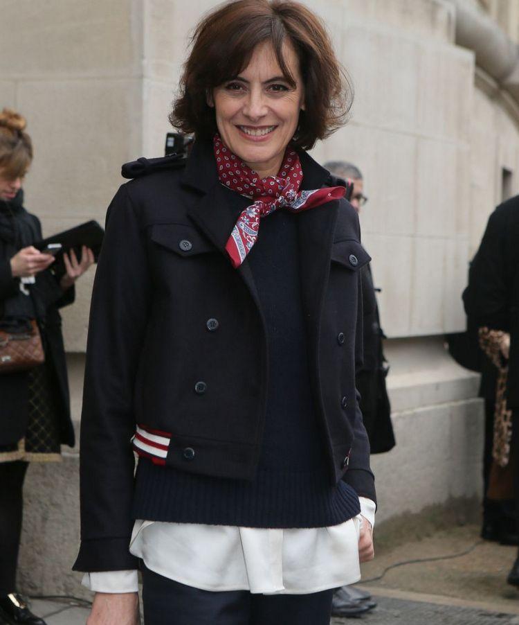 Tendências de moda para jovens de 60 anos ou mais - Outono inverno