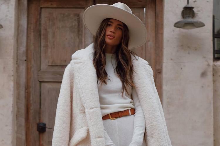 Branco puro – Moda outono inverno!