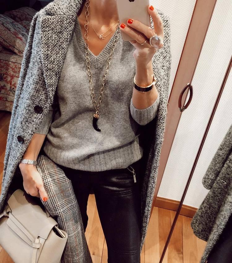 Camisolas e casacos de malha - Outono inverno