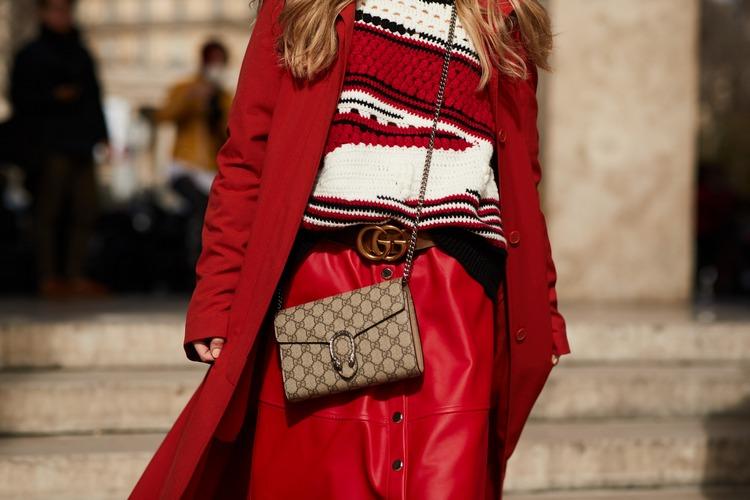 Como usar vermelho – Outono inverno